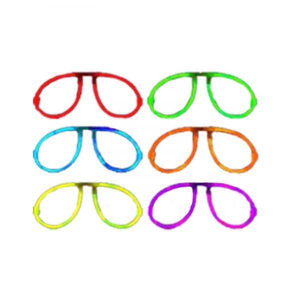 Knæklys briller