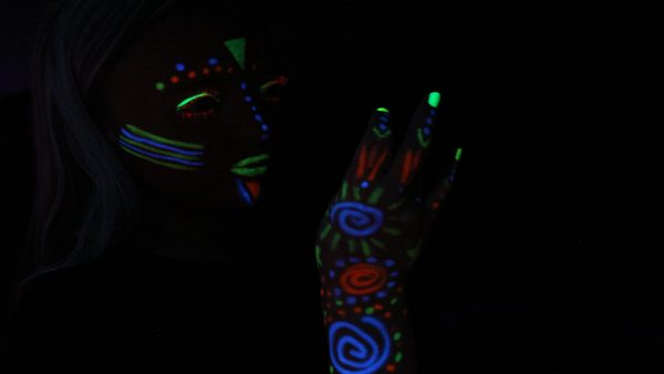 UV Paint sticks