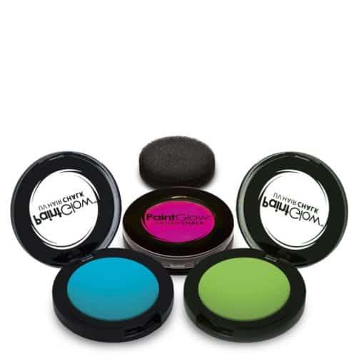 Neon UV Hår Kridt produkt