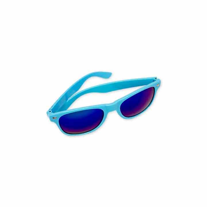 Blå Solbriller