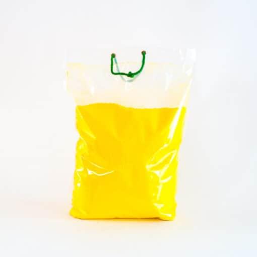 Farvepulver gul, Farvepulver, Holi Color Powder, Farvepulver til photoshoot, Farvepulver til color run, Color run farve, farvepulver 5kg
