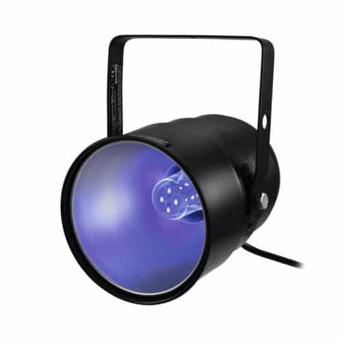 UV Lampe, UV lys, UV Lys til rave, Rave lys, Eurolite UV-Spot
