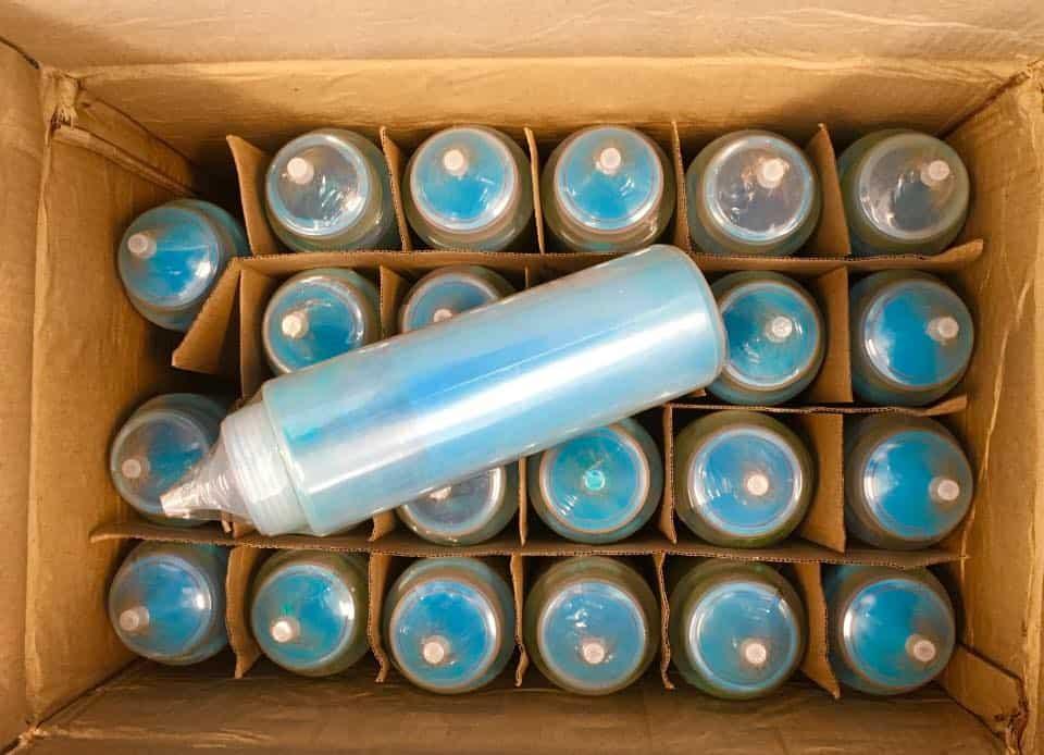 Farvepulver sprayflaske, Farvepulver til color run, Farveflaske til color run, Farveflaske, farvepulver, Holi Powder, Holi Powder sprayflaske