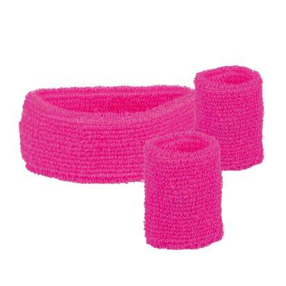 Svedbånd sæt pink