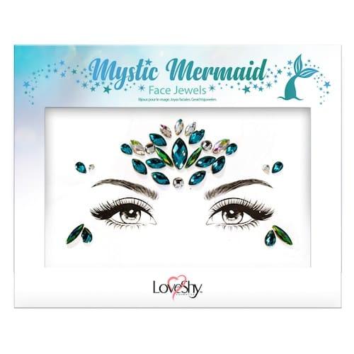 Face Jewels - Mystic Mermaid