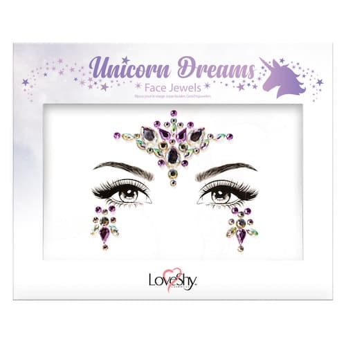 Face Jewels - Unicorn Dreams