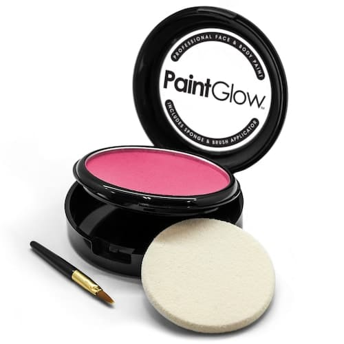 Pro Face & Body Paint Cake - Pink ansigtsmaling