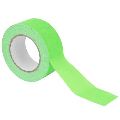 Grøn UV Tape 50mm x 25m